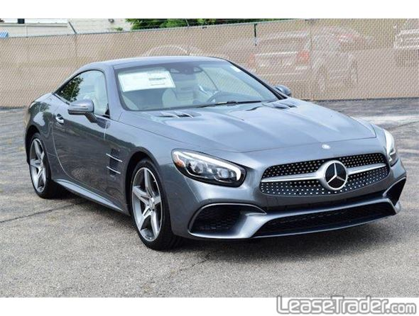 2017 mercedes benz sl550 roadster for Mercedes benz houston lease