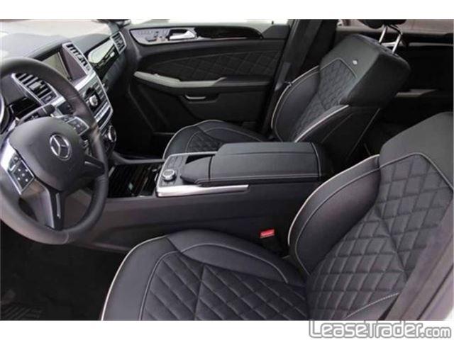2015 Mercedes Benz GL450 Interior