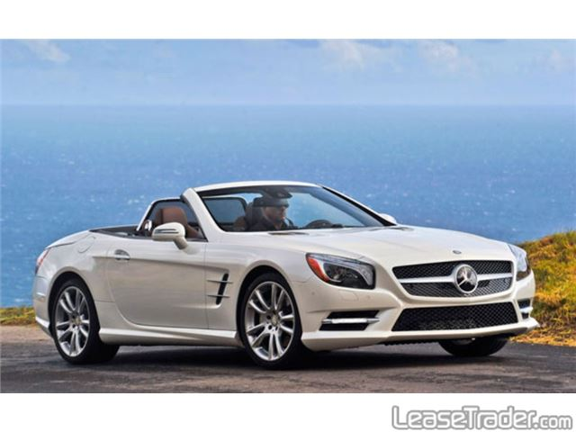 2015 mercedes benz sl550 roadster for Mercedes benz lease programs