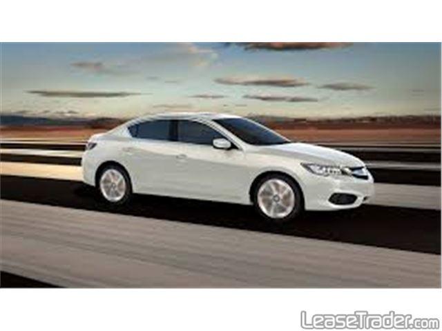 2016 Acura ILX 2.4L Sedan Side