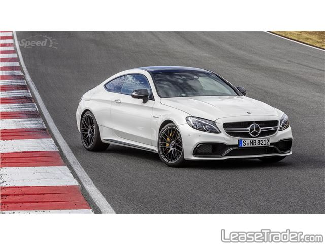 2016 mercedes benz c63 amg for Mercedes benz lease programs