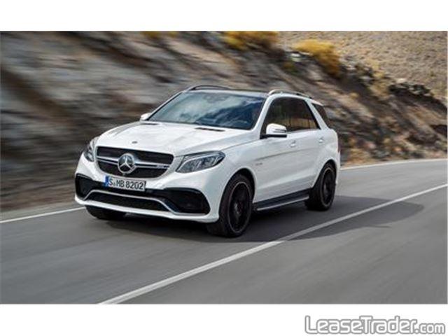 2016 mercedes benz gle350 suv for Mercedes benz lease return