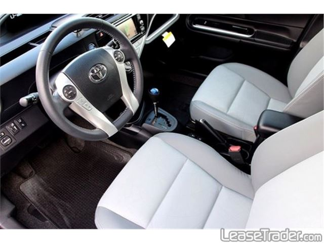 2016 Toyota Prius c One Interior