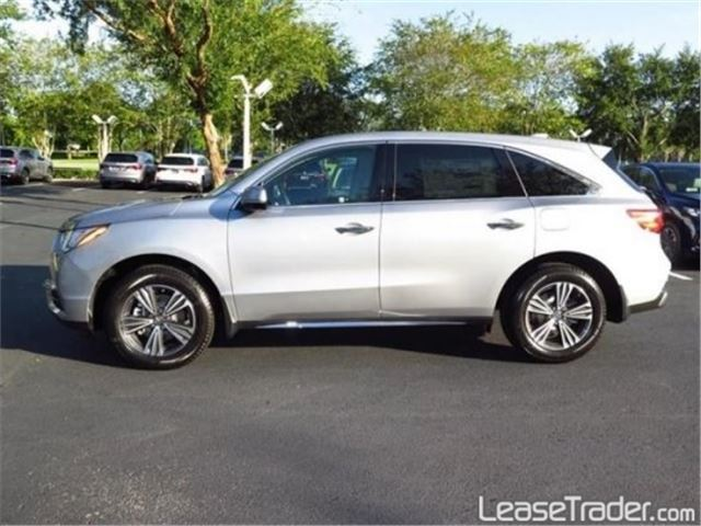 2017 Acura MDX 3.5L Side
