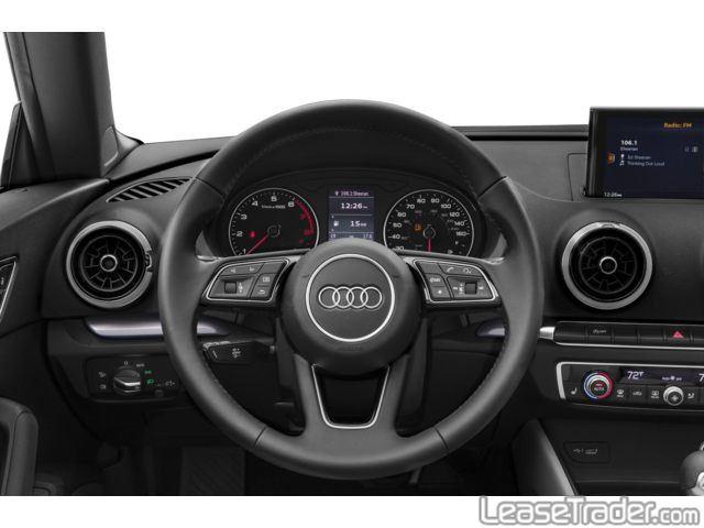 2017 Audi A3 Premium 2.0 TFSI Dashboard