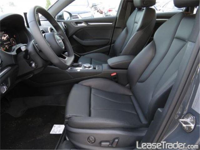 2017 Audi A3 Premium 2.0 TFSI Interior