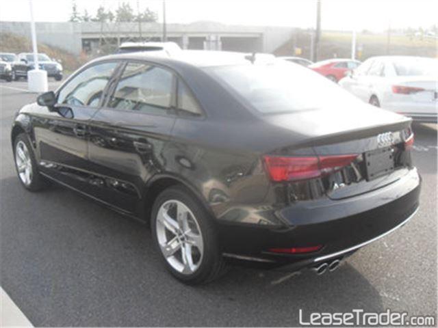2017 Audi A3 Premium 2.0 TFSI Side