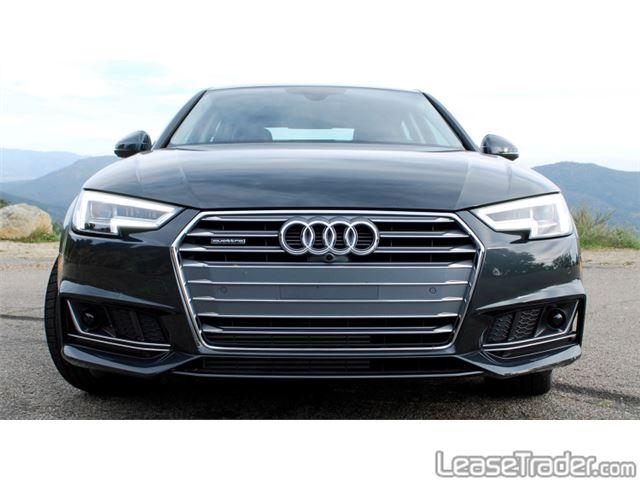 2017 Audi A4 Premium Front