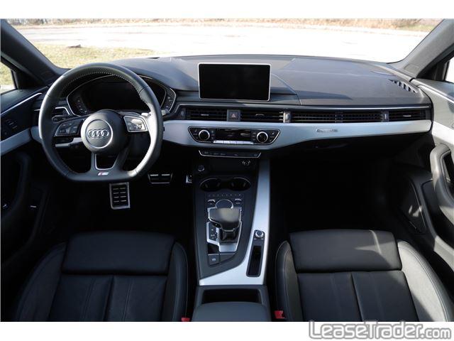 2017 Audi A4 Premium Interior
