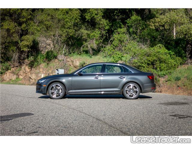2017 Audi A4 Premium Rear