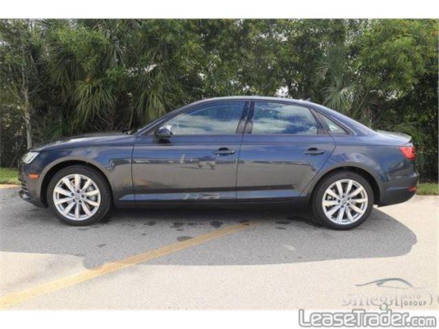 2017 Audi A4 Premium Side