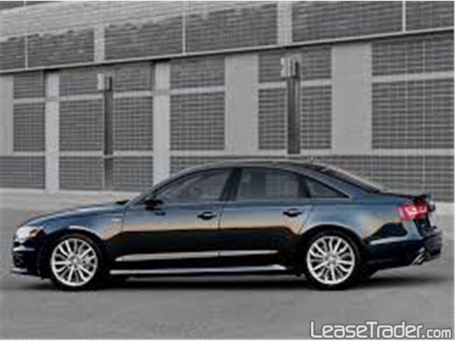2017 Audi A6 Premium 2.0 TFSI Sedan Front