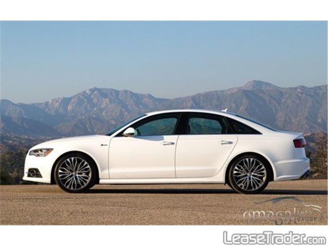 2017 Audi A6 Premium 2.0 TFSI Sedan