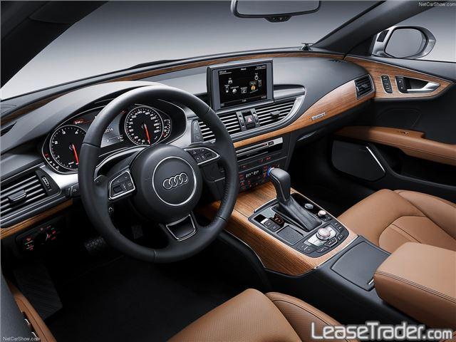 2017 Audi A7 Premium Plus 3.0 TFSI Interior