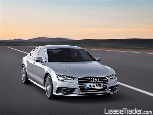 2017 Audi A7 Premium Plus 3.0 TFSI