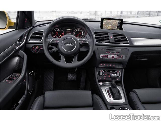 2017 Audi Q3 Premium Dashboard