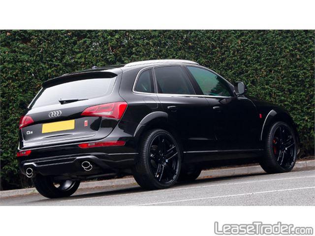 2017 Audi Q3 Premium Front