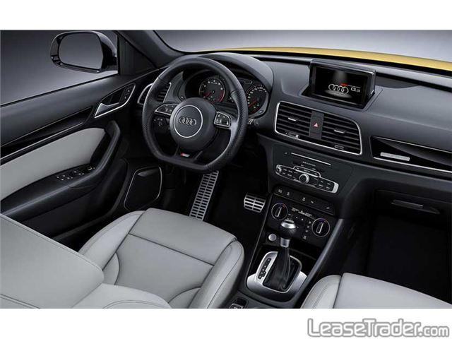 2017 Audi Q3 Premium Interior