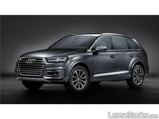 2017 Audi Q7 Premium 3.0 TFSI