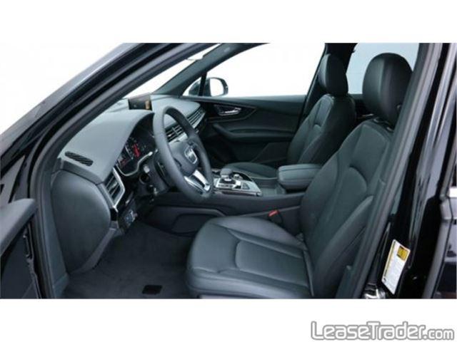 2017 Audi Q7 Premium Plus 3.0 TFSI Interior
