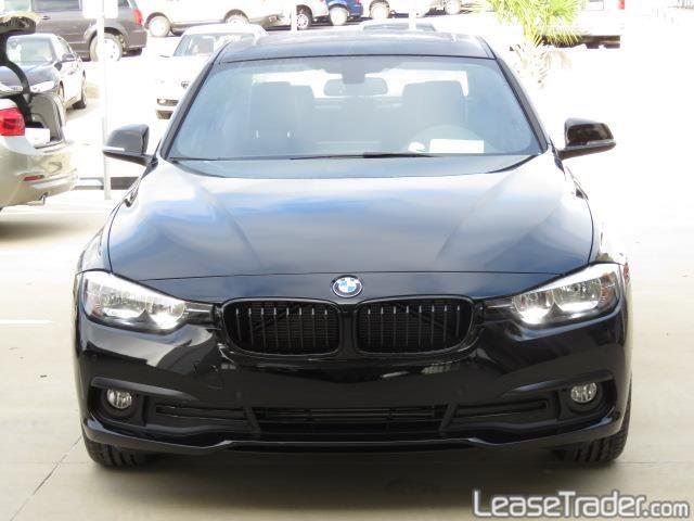 2017 BMW 320i Sedan Front