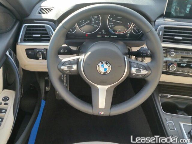 2017 BMW 320i Sedan Rear