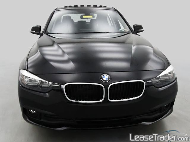 2017 BMW 320i Sedan Side