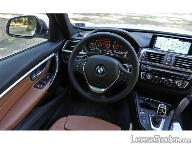 2017 BMW 330i Dashboard