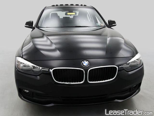 2017 BMW 330i Front