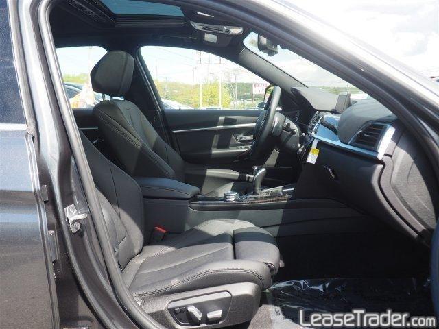 2017 BMW 330i Side
