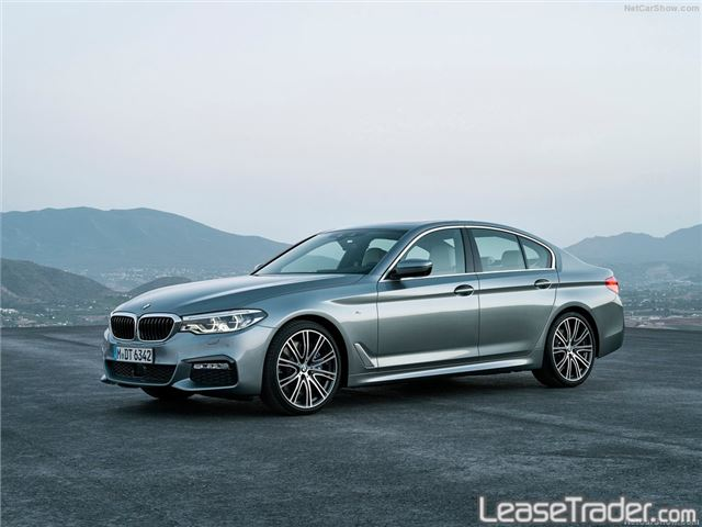 2017 BMW 530i xDrive Sedan Side