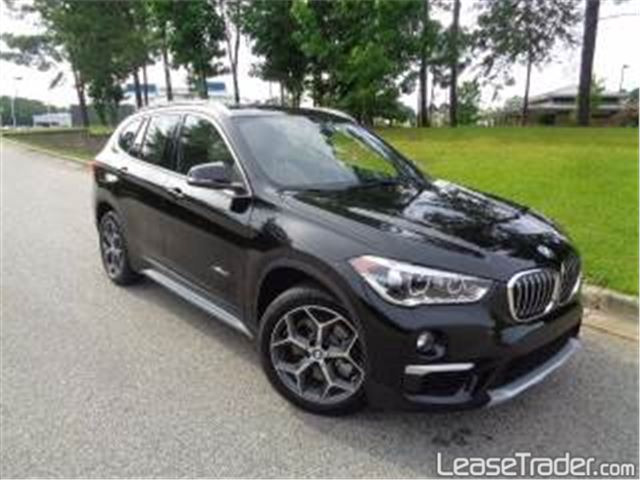 2017 BMW X1 sDrive28i Front