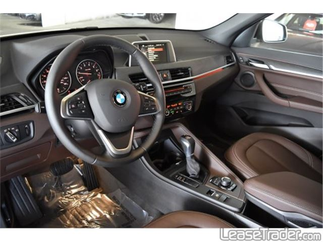 2017 BMW X1 sDrive28i Interior