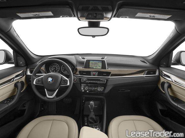 2017 BMW X1 sDrive28i Interior