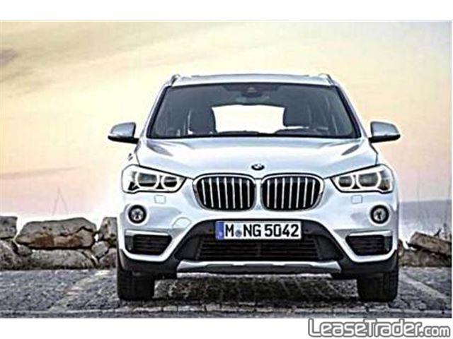 2017 BMW X1 xDrive28i Front