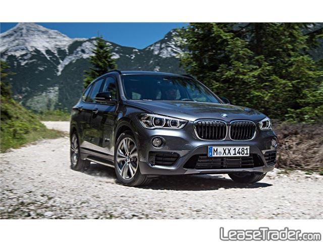 2017 BMW X1 xDrive28i Interior