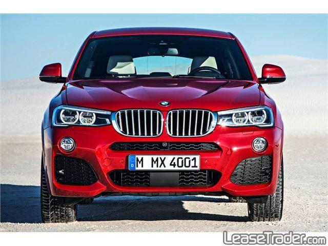 2017 BMW X4 xDrive28i Front