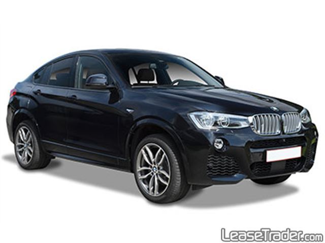 2017 BMW X4 xDrive28i Interior