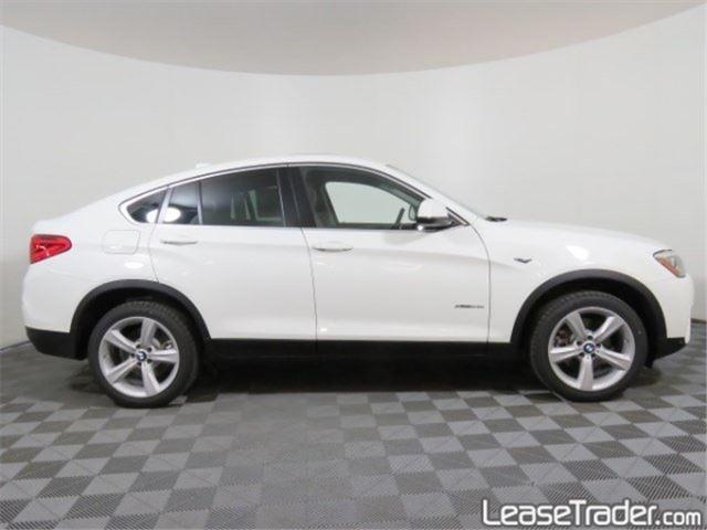 2017 BMW X4 xDrive28i Side