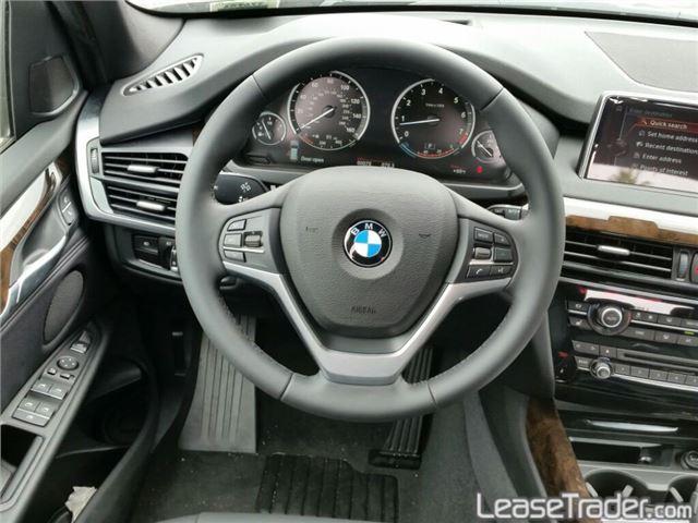 2017 BMW X5 sDrive35i  Interior