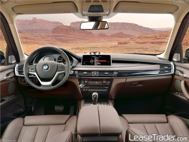 2017 BMW X5 xDrive35i  Dashboard