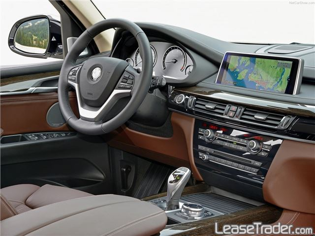 2017 BMW X5 xDrive35i  Interior