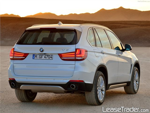 2017 BMW X5 xDrive35i  Rear