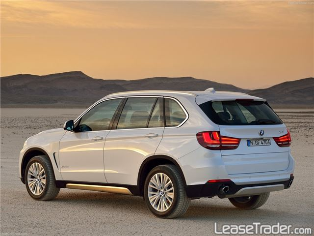 2017 BMW X5 xDrive35i  Side