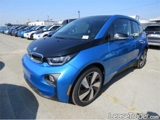 2017 BMW i3 94 Ah with Range Extender Front