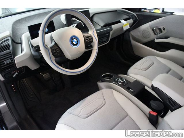 2017 BMW i3 94 Ah with Range Extender Interior