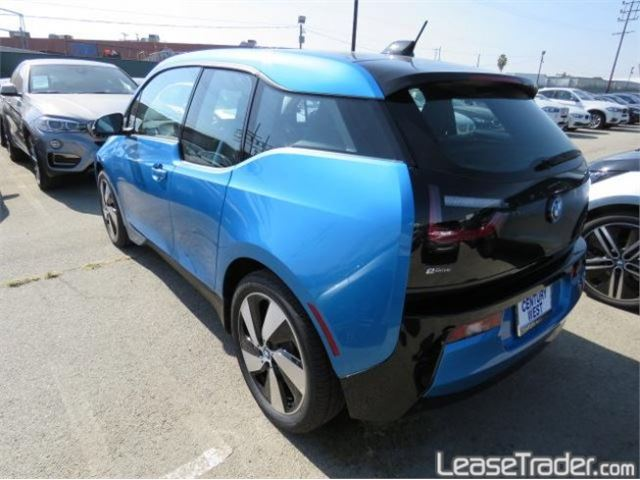 2017 BMW i3 94 Ah with Range Extender Rear