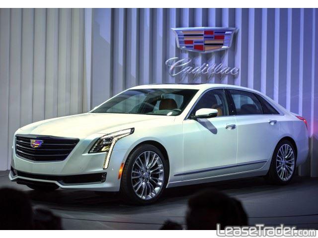 2017 Cadillac CT6 3.6L Sedan