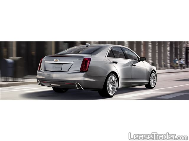 2017 Cadillac CTS 2.0L Turbo Sedan
