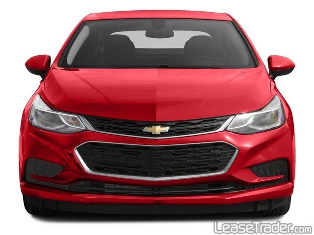 2017 Chevrolet Cruze LT Front